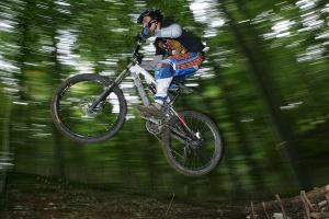 Biking im Hirtenteich
