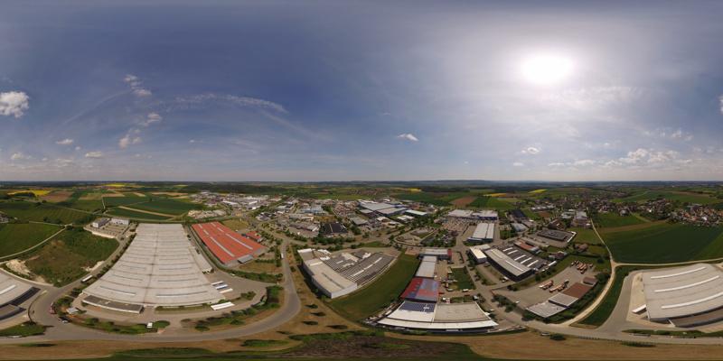 Industriegebiet Ellwangen